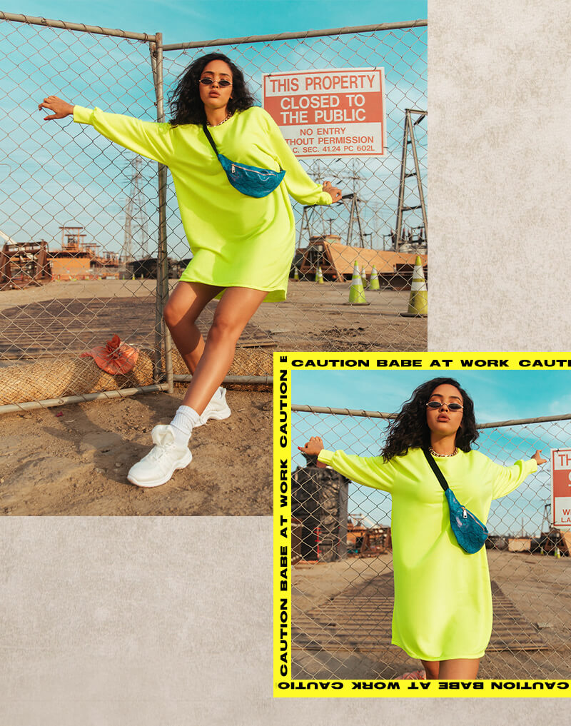Izabela Guedes Shoot Neon Season 1 Mobile